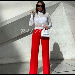❤️❤️ZARA STRAIGHT CUT PANTS